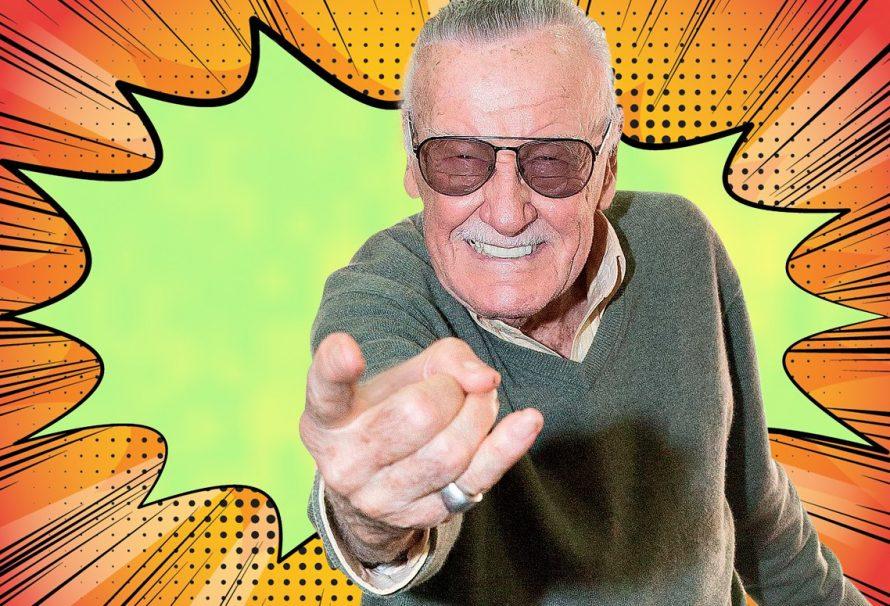"""Καλό Ταξίδι Stan Lee! Αποχαιρετισμός στον """"μύθο"""" των comics!"""