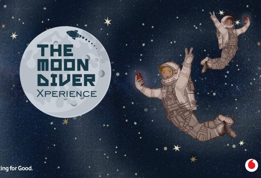 """Με το """"The Moondiver Xperience"""" η αστρονομία γίνεται… παιχνίδι!"""