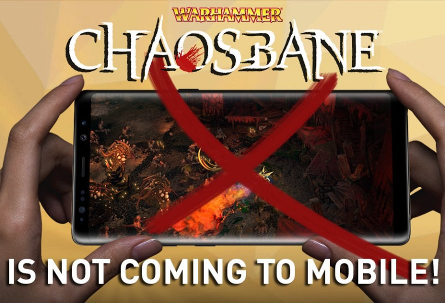 To action-RPG Warhammer: Chaosbane, «τρολλάρει» το Diablo Immortal!