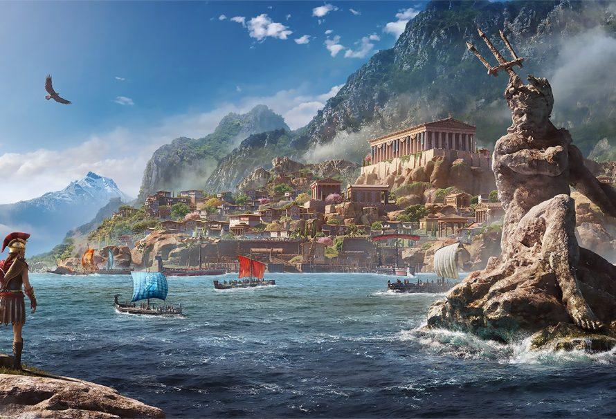Assassin's Creed: Odyssey – Η μαγεία της Αρχαίας Ελλάδος μέσα από τα μάτια του Αλέξιου και της Κασσάνδρας!