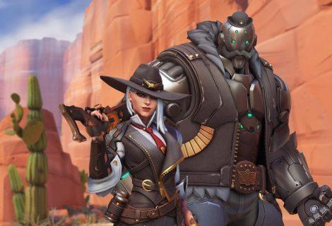 Meet… Ashe! Tο «cowgirl» του Overwatch αποκαλύπτεται!