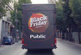 Black Friday και Public! Φέτος, εσύ εχεις τον ελέγχο!