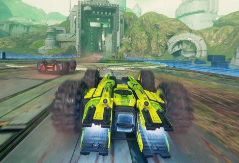 Εκρηκτικό launch trailer για το GRIP: Combat Racing!