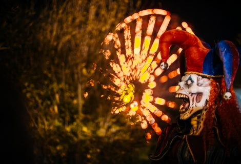Zombies κατέκλυσαν το Allou! στο πιο τρομακτικό Zombie Fest... ever!