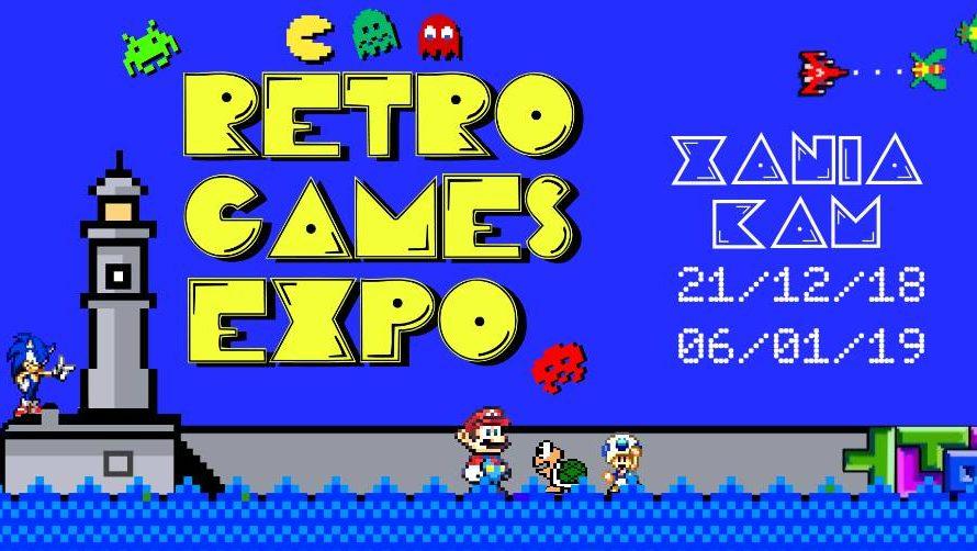 Έκθεση Retro Games Expo (1971 – 1995) στα Χανιά! Ένα απίθανο ταξίδι στον κόσμο του retro gaming!