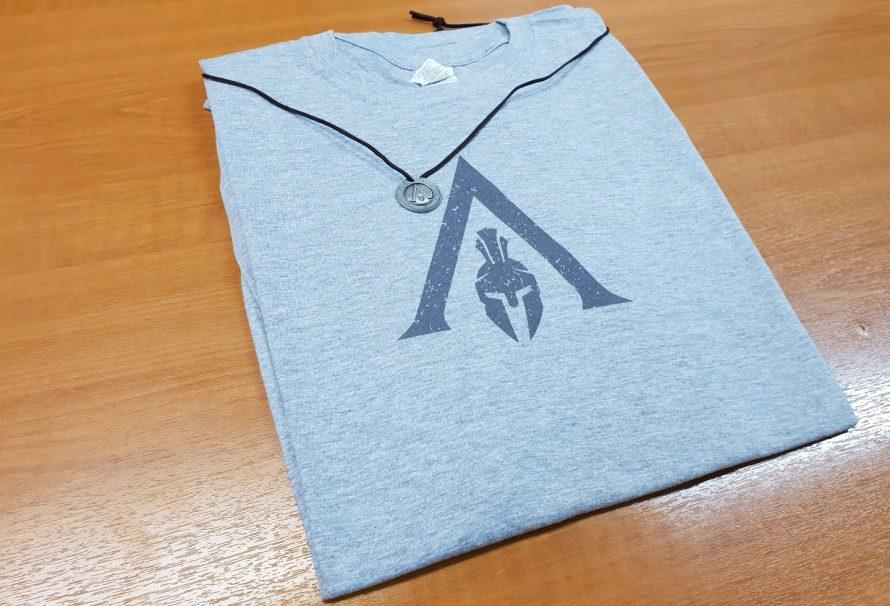 [ΕΛΗΞΕ] ΣΟΥΠΕΡ XMAS ΔΙΑΓΩΝΙΣΜΟΣ! Κερδίστε συλλεκτικά δώρα Assassin's Creed: Odyssey!