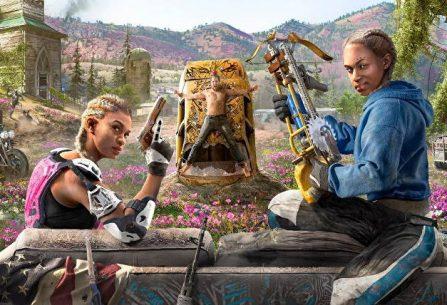 New Dawn ή όταν το Far Cry 5 συνάντησε το Mad Max και το Fallout!