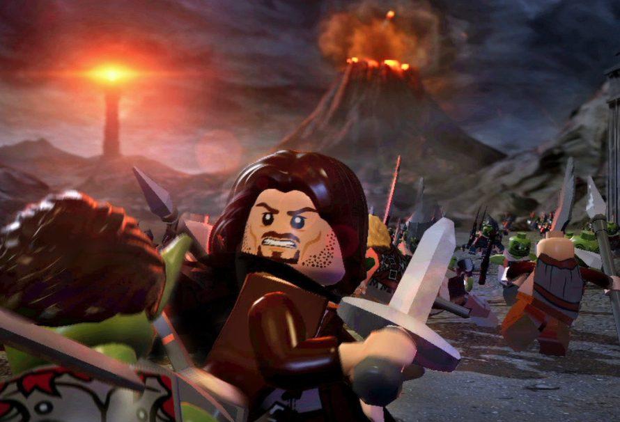 ΔΩΡΕΑΝ to Lego: The Lord of the Rings και το κατεβάζετε ASAP!