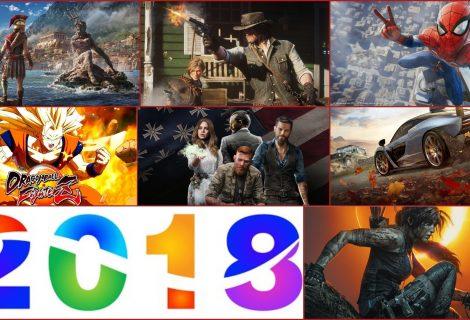 Τα απόλυτα Best of the Best και «must-have» games του 2018!