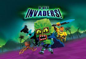 Το sci-fi RTS «8-Bit Invaders» της Petroglyph εισβάλει στα γήινα καταστήματα τον Φλεβάρη!