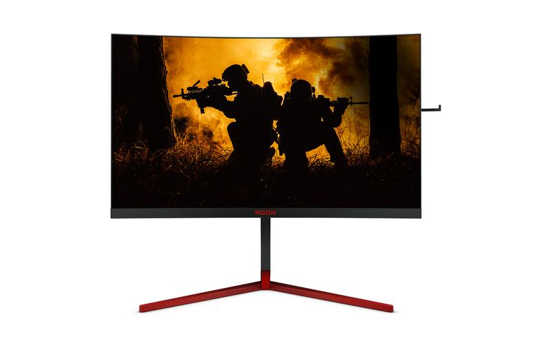 AGON 3, η νέα γενιά των gaming monitors της AOC είναι επιτέλους εδώ!