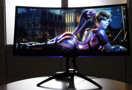Αποτελεσμάτα διαγωνισμού gaming monitor, AOC AGON AG352UCG6!