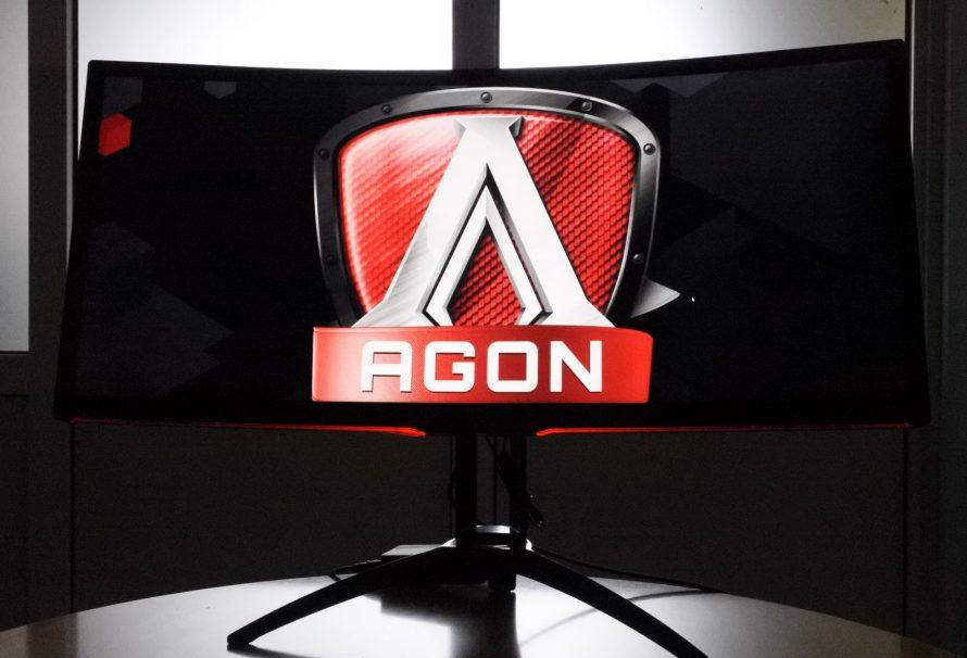 [ΕΛΗΞΕ] ΣΟΥΠΕΡ Διαγωνισμός! Κερδίστε το gaming monitor της AOC, AGON AG352UCG6!