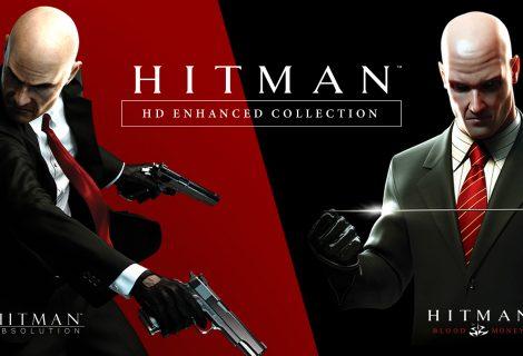Στις 11/1 κυκλοφορούν οι remastered editions των Hitman Blood Money & Absolution!