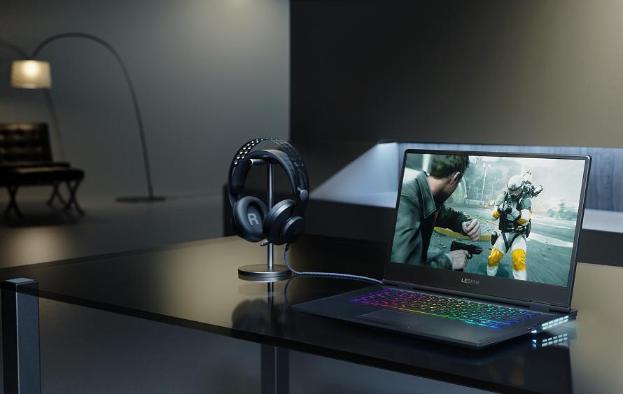Ετοιμαστείτε για μοναδικές συγκινήσεις με την gaming σειρά Lenovo Legion (CES 2019)!
