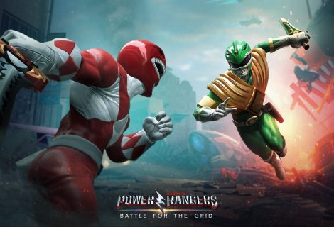 Νέο Power Rangers game, υπόσχεται (τι άλλο;) ατελείωτο ξύλο!
