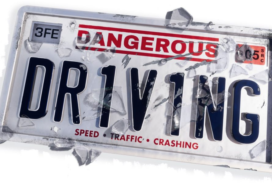 Dangerous Driving, έρχεται τον Απρίλιο και έχει κάτι από… Burnout!