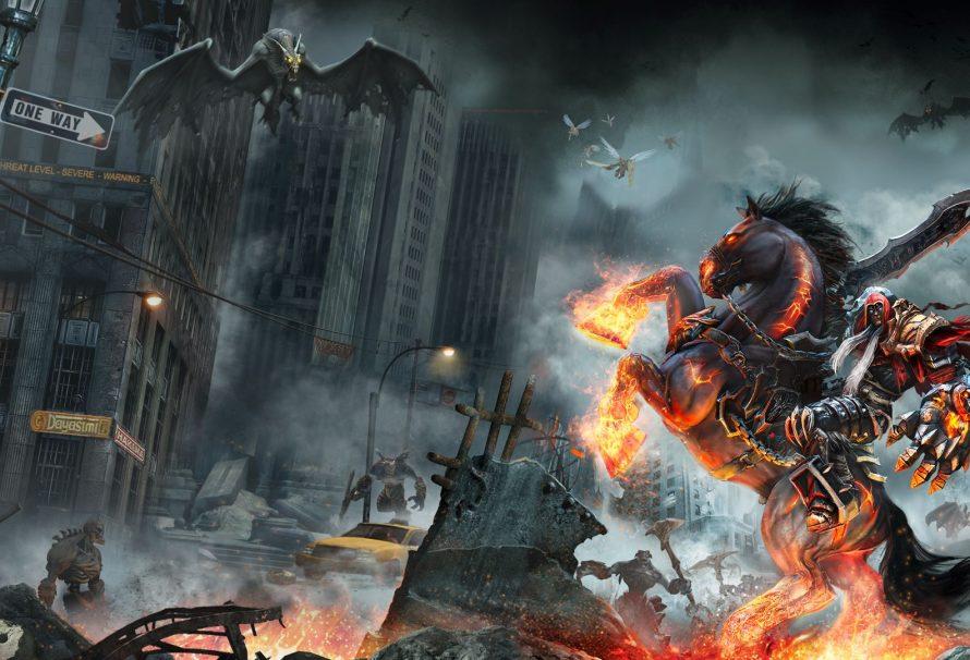 WAR IS COMING στο… Switch, με την κυκλοφορία του Darksiders Warmastered Edition!