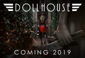 """Dollhouse""... Μια τρομακτική ιστορία που ξεδιπλώνεται σε νουάρ φόντο!"