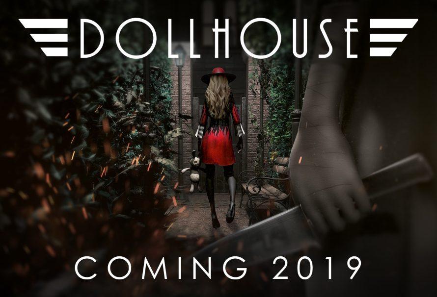 """Dollhouse""… Μια τρομακτική ιστορία που ξεδιπλώνεται σε νουάρ φόντο!"