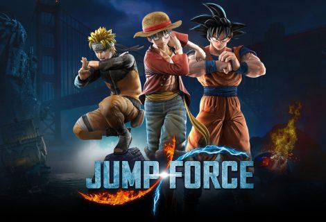 Δείτε το εκρηκτικό launch trailer του Jump Force!