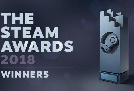 Δείτε τους νικητές των Steam Awards 2018!