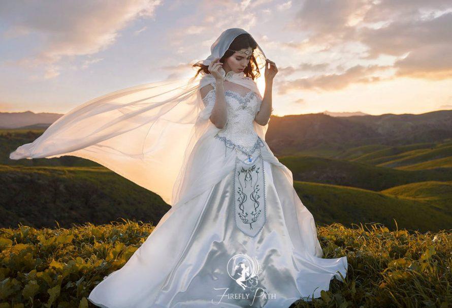 Σκέφτεσαι τον απόλυτο gaming γάμο; Πως θα σου φαινόταν λοιπόν ένα… νυφικό Zelda;