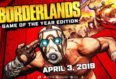 Borderlands: GOTY edition και το αγαπημένο game έρχεται στη σύγχρονη εποχή!