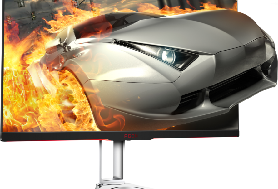 AGON AG272FCX6 και η AOC κλέβει την παράσταση με το νέο της gaming monitor!