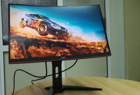 AOC C24G1 gaming monitor Review - «144Hz ευτυχίας για τους gamers»!