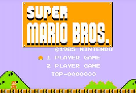 Η Nintendo τραβάει την πρίζα από την έκδοση του Super Mario στον… Commodore 64!
