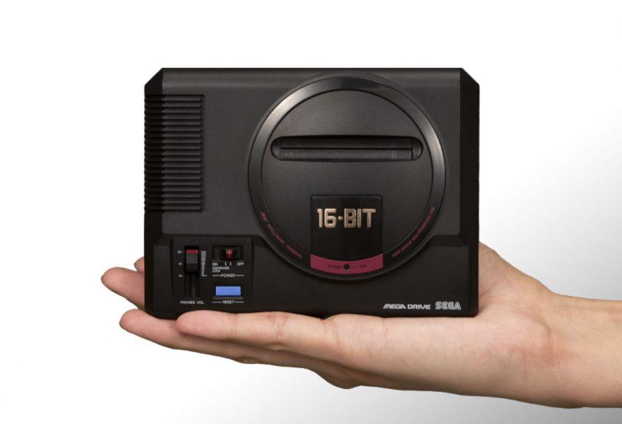 Άλλοι 10 τίτλοι προστίθενται στο line-up του SEGA Mega Drive Mini!