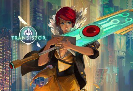 Κατεβάστε ΔΩΡΕΑΝ το Transistor από το Epic Games Store!