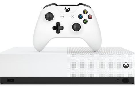 Bye-bye optical disc! Η Microsoft ανακοινώνει το Xbox One S All-Digital Edition!