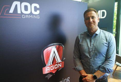 Συνέντευξη με τον Stefan Sommer, Director Marketing & B.Μ. Europe της MMD / AOC: «Οι προτάσεις μας είναι πάντα προσαρμοσμένες στις ανάγκες των gamers»!