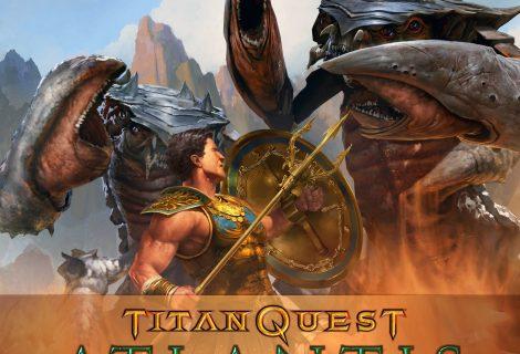 Μα την τρίαινα του Ποσειδώνα! Κυκλοφόρησε το Atlantis για το Titan Quest στο PC!