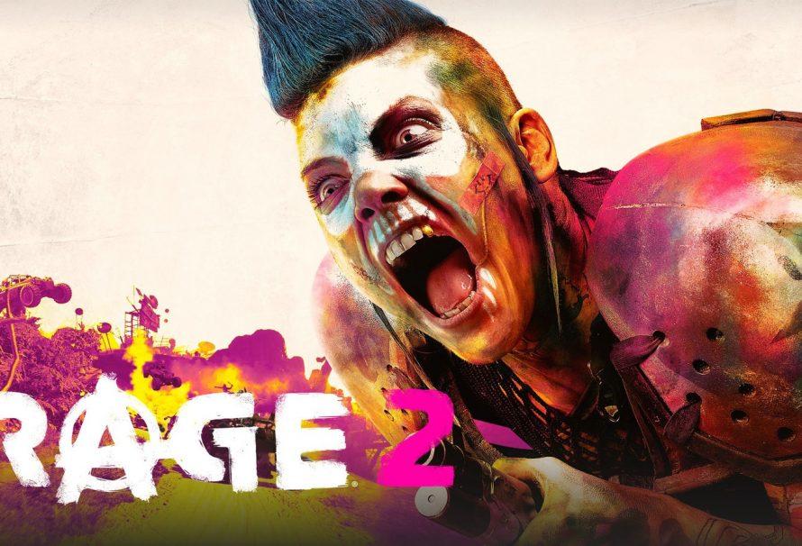 Το launch trailer του Rage 2 είναι εδώ και είναι… καταιγιστικό!