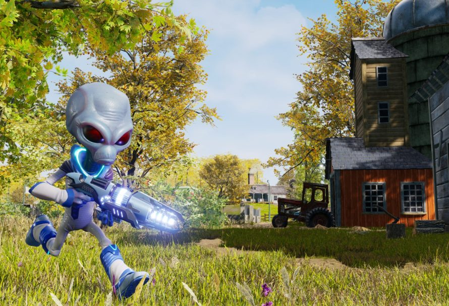 Το Destroy All Humans επιστρέφει ένδοξα σε PS4 και Xbox One και κάνει πρεμιέρα στο PC!