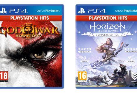 PlayStation Hits: Νέες προσθήκες & ένα συναρπαστικό PS4 Bundle!