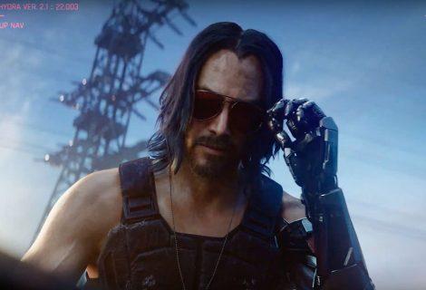 Cyberpunk 2077 E3 2019 trailer, release date και ο Keanu Reeves κλέβει την παράσταση!