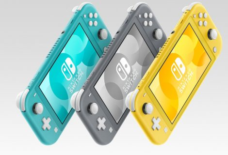 Surprise!!! Ανακοινώθηκε το αποκλειστικά φορητό Nintendo Switch Lite!