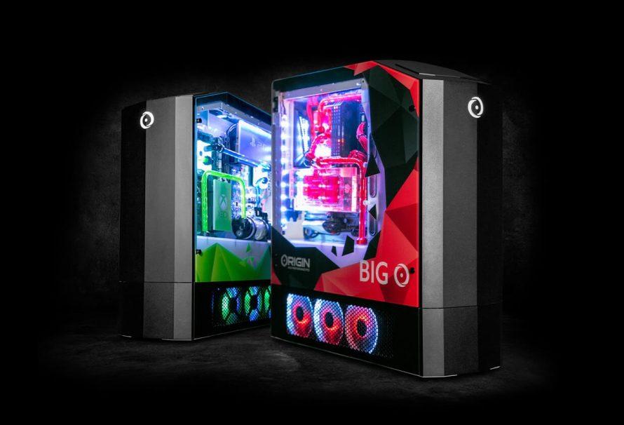 Δείτε το υπέρτατο 4-in-1 gaming system, με ένα Xbox One, ένα PS4, ένα Switch κι ένα gaming PC στο ίδιο… case!