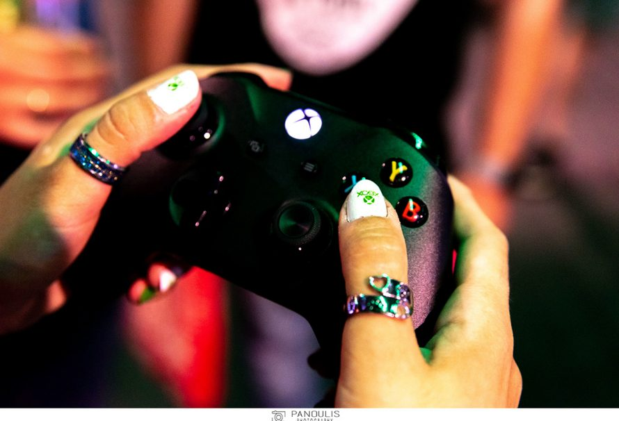 Ρεκόρ με 10.000 gamers στο Xbox Arena Festival Sponsored by Vodafone!
