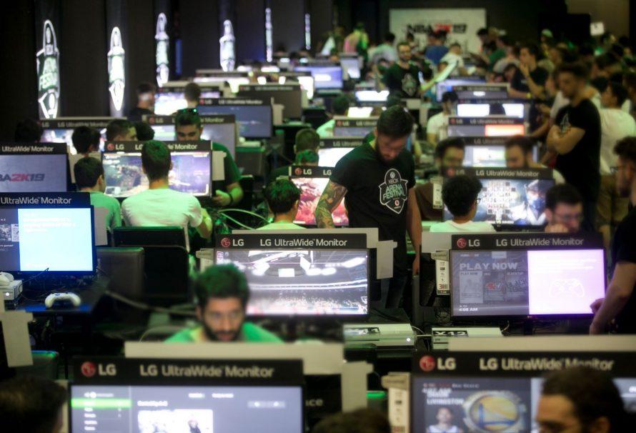 Η LG ως Χρυσός Χορηγός στο κορυφαίο gaming festival – Xbox Arena Festival!