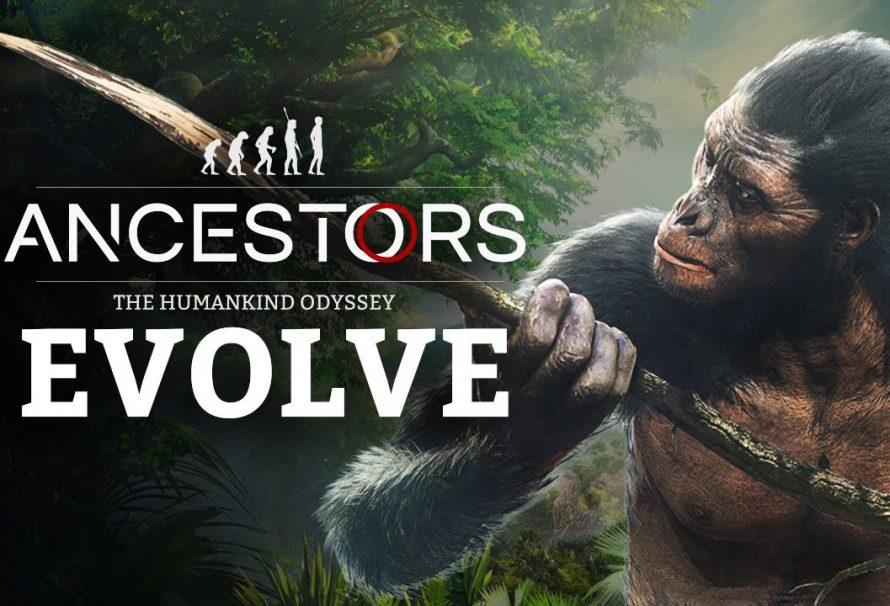Ματιές στο ξεχωριστό Ancestors: The Humankind Odyssey!