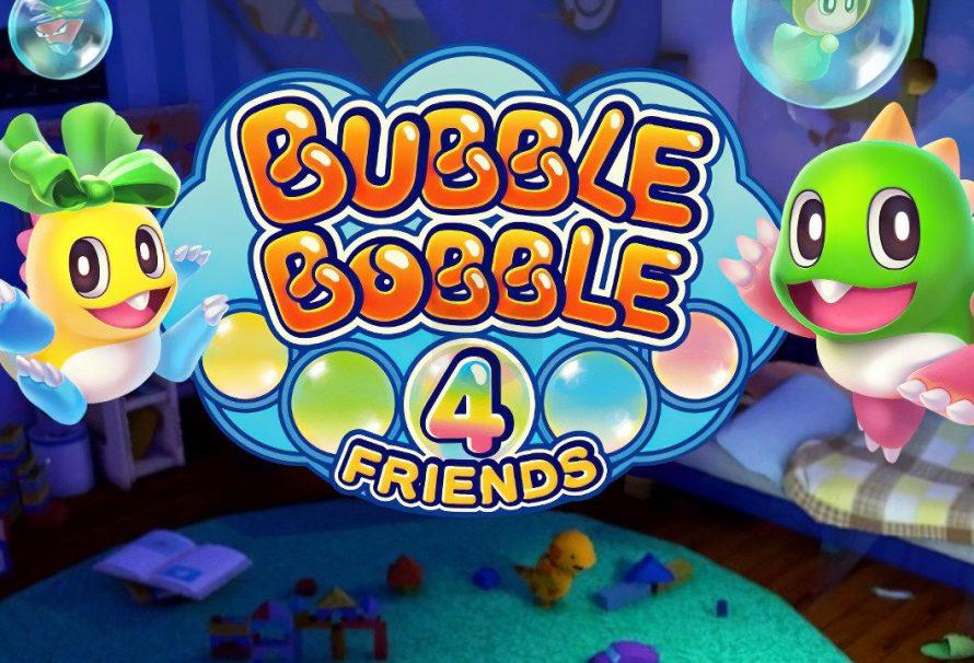 Έρχεται sequel του θρυλικού Bubble Bobble στο Nintendo Switch!