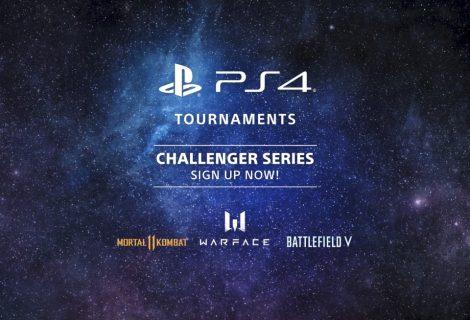Get ready! Το PlayStation παρουσιάζει το PS4 Tournaments: Challenger Series!