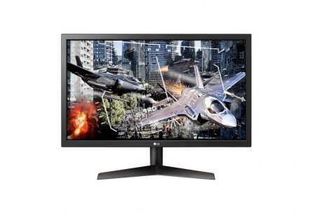 Απόλυτη gaming δράση με το νέο LG UltraGear monitor, με 1 χιλιοστό του δευτερολέπτου χρόνο απόκρισης!