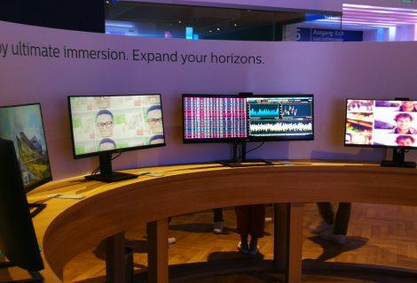 Απεριόριστες δυνατότητες: Η MMD παρουσιάζει στην IFA 2019 μία εξαιρετική επιλογή οθονών Philips