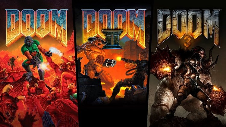 DOOM Trilogy Review